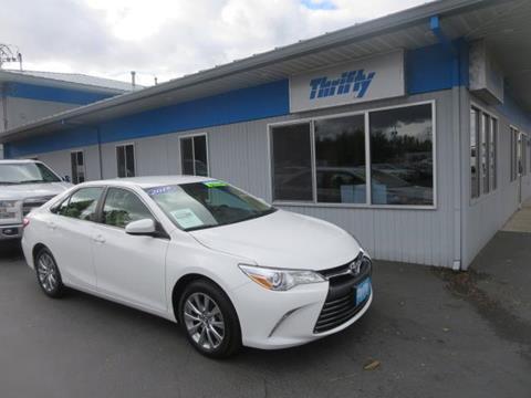 2015 Toyota Camry for sale in Spokane, WA