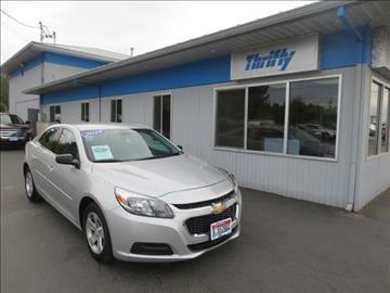 2015 Chevrolet Malibu for sale in Spokane, WA