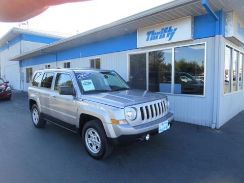 2015 Jeep Patriot for sale in Spokane, WA
