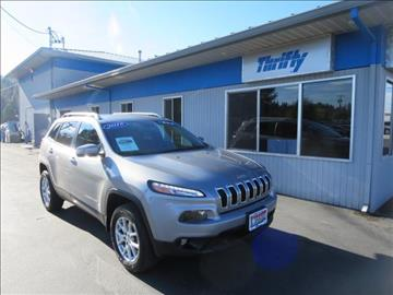 2015 Jeep Cherokee for sale in Spokane, WA