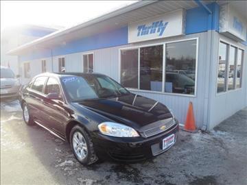 2015 Chevrolet Impala Limited for sale in Spokane, WA