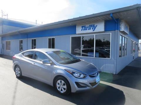 2016 Hyundai Elantra for sale in Spokane, WA