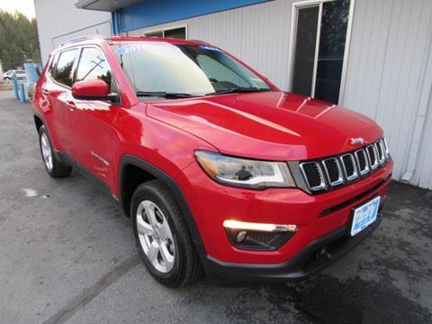 2018 Jeep Compass for sale in Spokane, WA