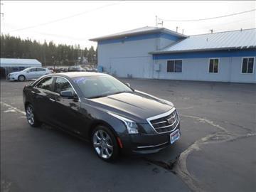 2015 Cadillac ATS for sale in Spokane, WA