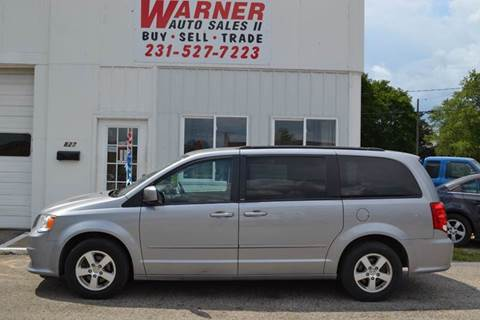 2015 Dodge Grand Caravan for sale in Reed City, MI