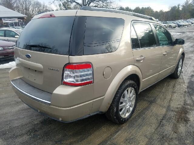 2008 Ford Taurus X Limited 4dr Wagon In CATSKILL NY  B  B GARAGE LLC