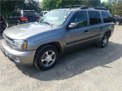 2005 Chevrolet TrailBlazer EXT for sale in Catskill, NY