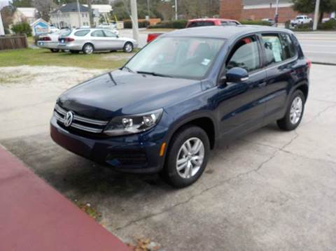 2012 Volkswagen Tiguan for sale in Savannah, GA