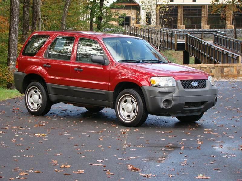 Paniagua Auto Sales >> 2007 Ford Escape for sale in Georgia - Carsforsale.com