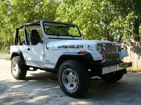 used 1995 jeep wrangler for sale. Black Bedroom Furniture Sets. Home Design Ideas