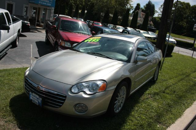 2005 Chrysler Sebring