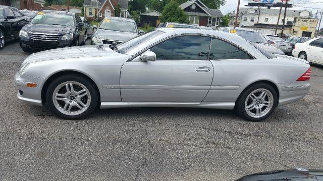 2002 mercedes benz cl class cl600 2dr coupe in louisville for Mercedes benz louisville ky