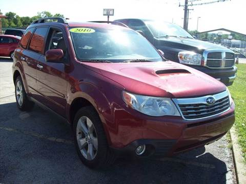 2010 Subaru Forester for sale in Excelsior Springs, MO