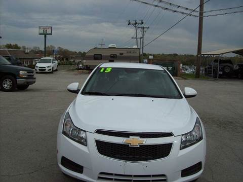 2013 Chevrolet Cruze for sale in Excelsior Springs, MO