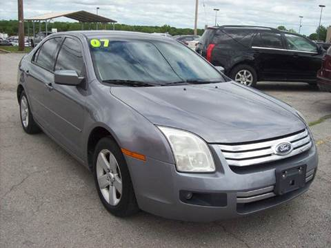 2007 Ford Fusion for sale in Excelsior Springs, MO