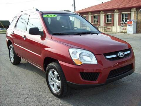 2010 Kia Sportage for sale in Excelsior Springs, MO