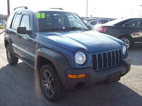2003 Jeep Liberty for sale in Excelsior Springs, MO
