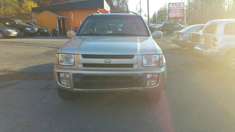infiniti qx4 for sale in memphis tn