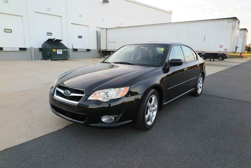 2008 subaru legacy limited awd 4dr sedan 4a in. Black Bedroom Furniture Sets. Home Design Ideas