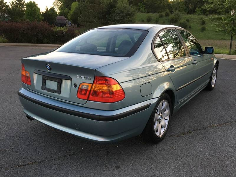 2002 BMW 3 Series 325i 4dr Sedan - Strasburg VA
