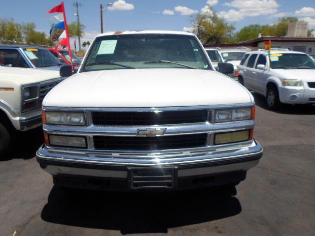 Used 1999 Chevrolet Suburban K1500 Lt 4dr 4wd In Tucson Az