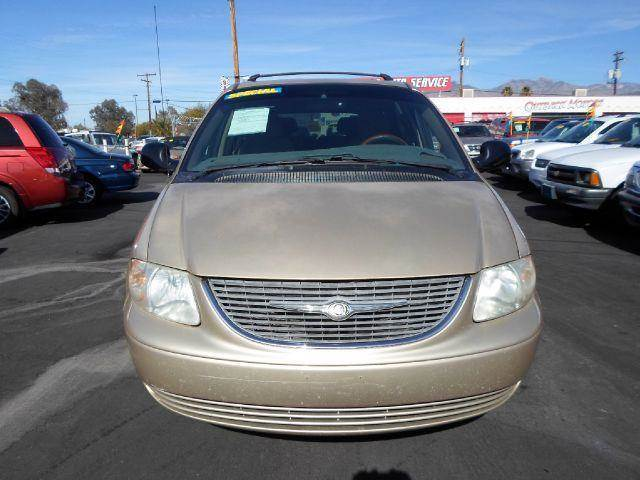 2001 Chrysler Town and Country for sale in Tucson AZ