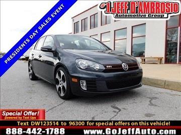 Volkswagen GTI For Sale Pennsylvania Carsforsale