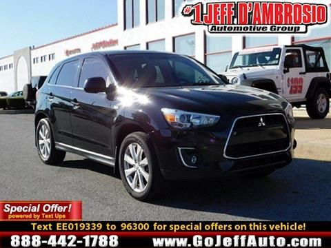 2014 Mitsubishi Outlander Sport for sale in Downingtown, PA