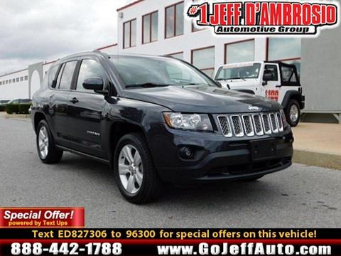 2014 Jeep Compass for sale in Downingtown, PA
