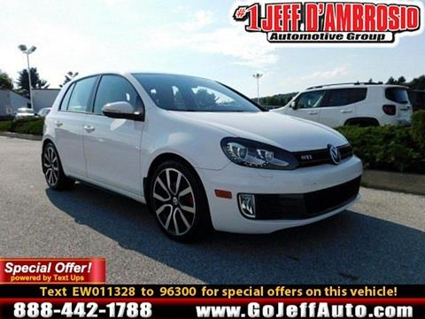 2014 Volkswagen GTI for sale in Downingtown, PA