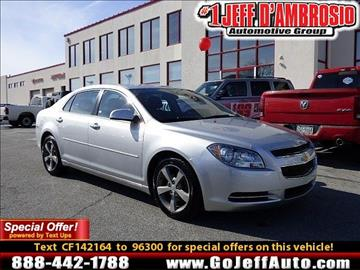2012 Chevrolet Malibu for sale in Downingtown, PA
