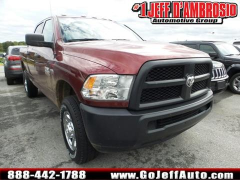 2016 RAM Ram Pickup 2500 for sale in Downingtown, PA