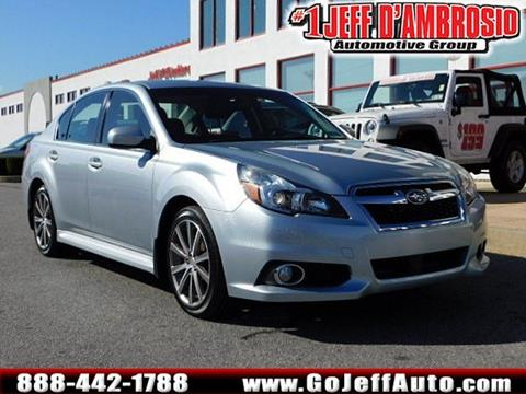 2013 Subaru Legacy for sale in Downingtown, PA