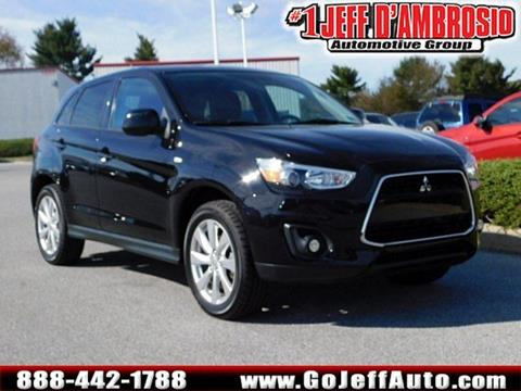2015 Mitsubishi Outlander Sport for sale in Downingtown, PA