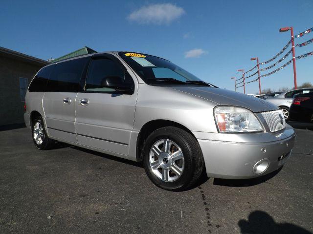 2004 Mercury Monterey Convenience 4dr Minivan For Sale In