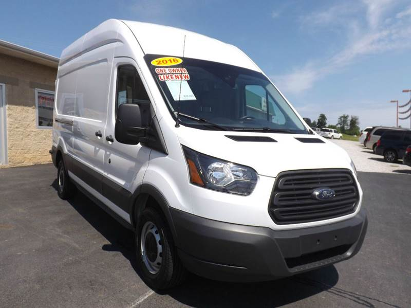 2016 ford transit cargo 250 3dr lwb high roof cargo van w. Black Bedroom Furniture Sets. Home Design Ideas