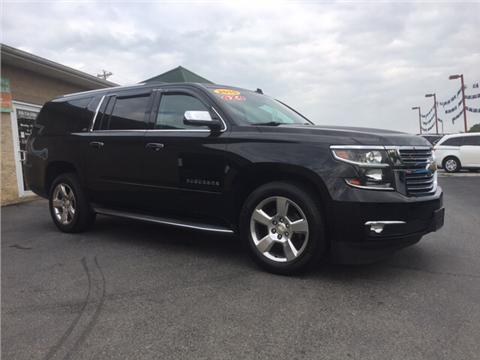 2015 Chevrolet Suburban for sale in Harrodsburg, KY