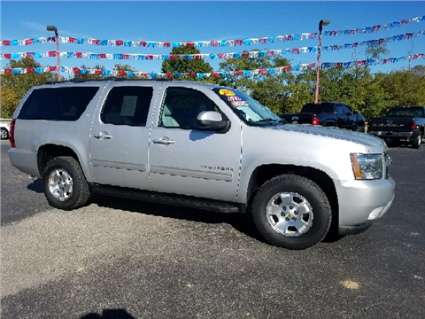 2013 Chevrolet Suburban for sale in Harrodsburg, KY