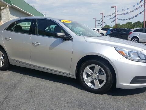 2016 Chevrolet Malibu Limited for sale in Harrodsburg, KY