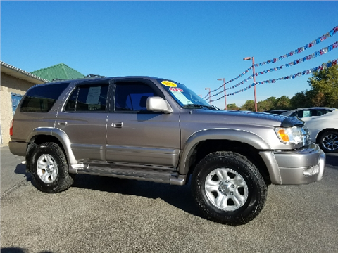 2001 Toyota 4Runner for sale in Harrodsburg, KY
