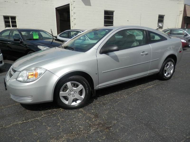 2006 Chevrolet Cobalt LS 2dr Coupe In Louisville OH  Teds Auto