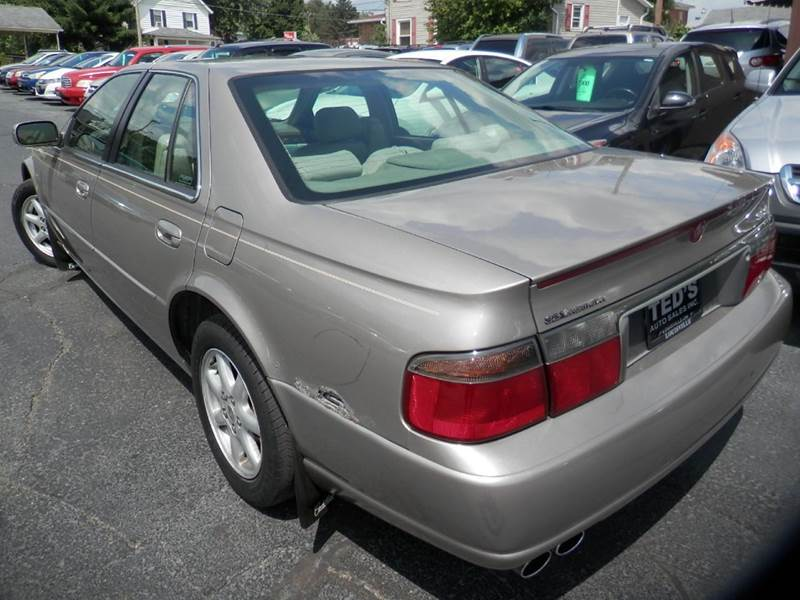Teds Auto Sales >> 2001 Cadillac Seville SLS 4dr Sedan In Louisville OH - Ted ...