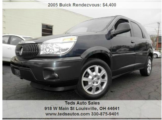2005 Buick Rendezvous Cx 4dr Suv In Louisville Akron