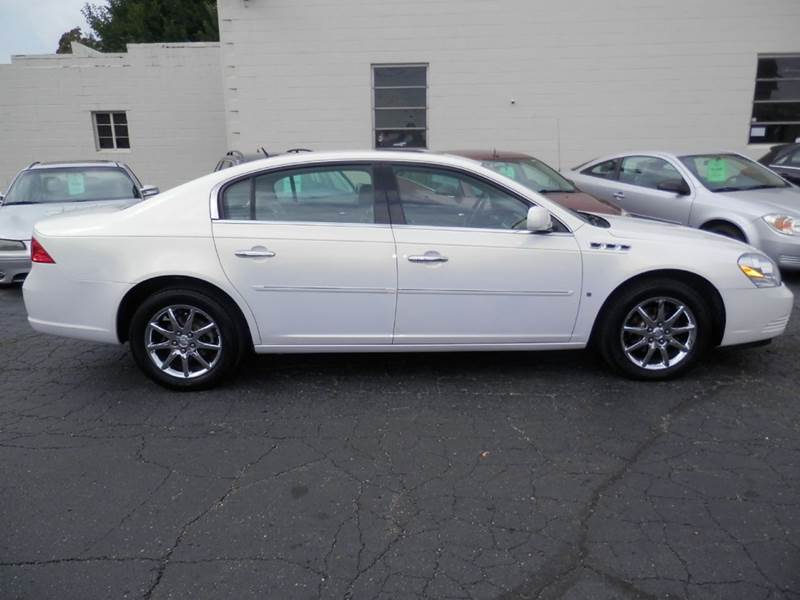 Teds Auto Sales >> 2007 Buick Lucerne CXL V6 4dr Sedan In Louisville OH - Ted ...