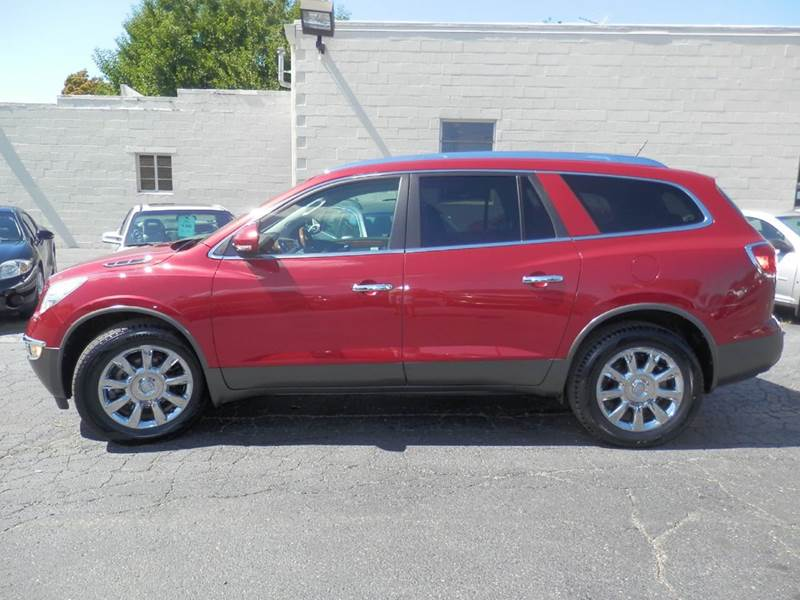 2012 buick enclave premium awd 4dr suv in louisville oh. Black Bedroom Furniture Sets. Home Design Ideas