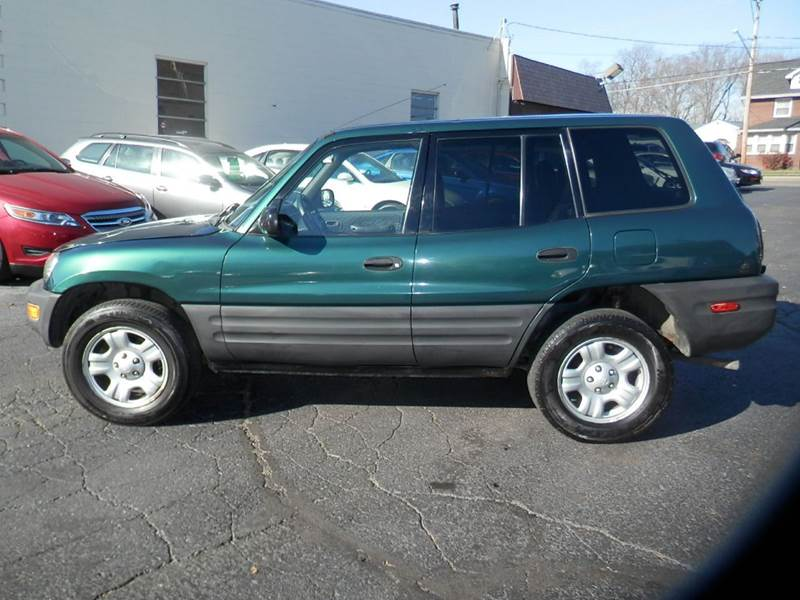 1999 Toyota Rav4 Base 4dr Suv In Louisville Oh Ted S