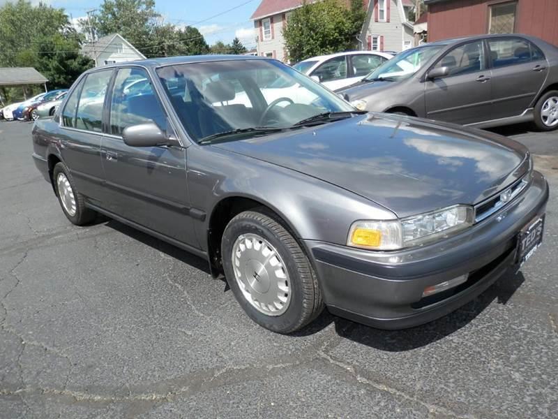 1990 honda accord ex 4dr sedan in louisville oh ted 39 s auto sales inc. Black Bedroom Furniture Sets. Home Design Ideas
