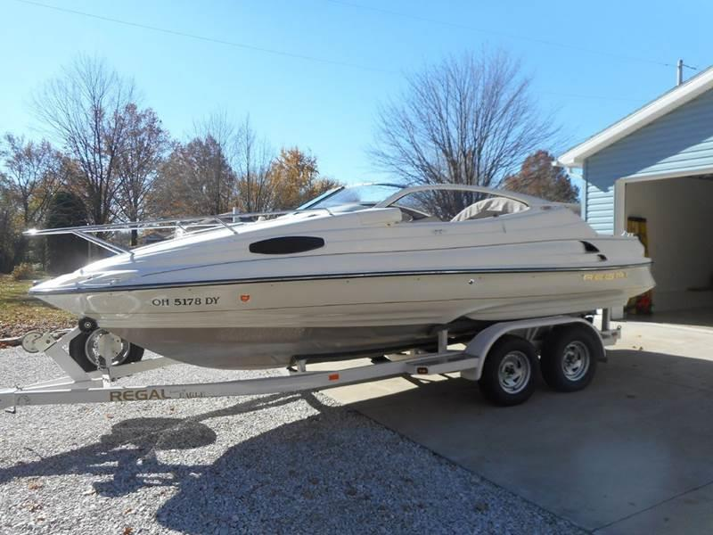1999 Regal 2150 Lsc Boat In Louisville Oh Ted S Auto