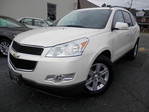 2011 Chevrolet Traverse for sale in Louisville, OH