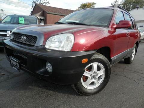 2003 Hyundai Santa Fe for sale in Louisville, OH